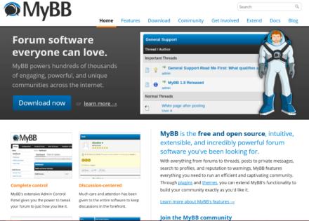 mybb website