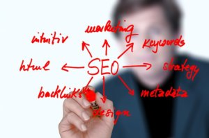 search engine optimization elements for a drop shipping business